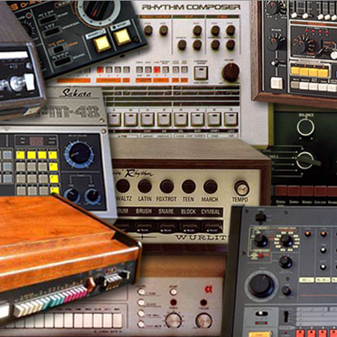 Ultimate Drum Machine Samples